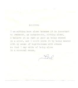 letter from a prisoner 10003